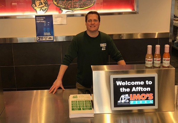 An Imo's Grandson Has Opened the 100th Imo's Pizza