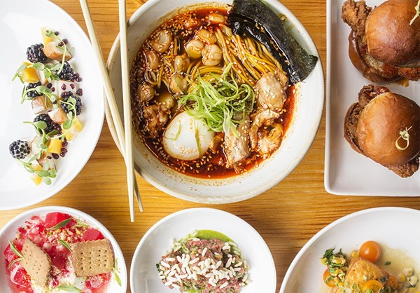 Review vista ramen is one of st louis 39 most exciting new for Asian kitchen korean cuisine st louis