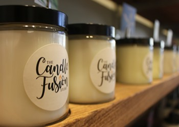 Candle Fusion Lets Customers Customize Their Burning Desires