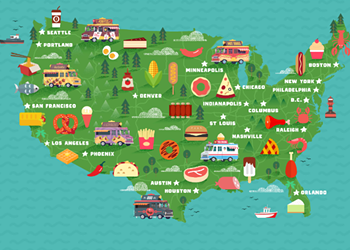 St. Louis Is the 12th Friendliest Food Truck City in the U.S.