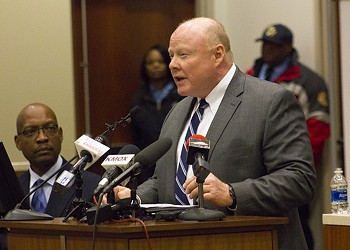 Lawrence O'Toole Claims He Didn't Get the Police Chief Job Because He's White
