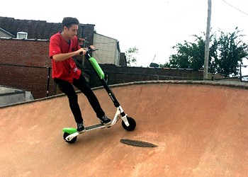 13 Things We Learned by Rigorously Testing St. Louis' New Lime Scooters