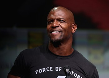 OMFG Terry Crews Is Coming to St. Louis