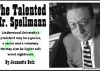 The Talented Mr. Spellmann