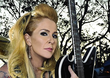 Cuts Like a Knife: Lita Ford hasn't lost her edge — metal or otherwise — since stepping away from the spotlight