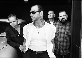 """Social Distortion' Jonny """"Two Bags"""" Wickersham on the band's resurgence"""