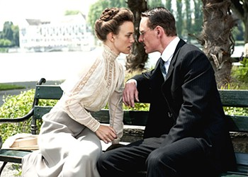 The birth of psychoanalysis in <i>A Dangerous Method</i>