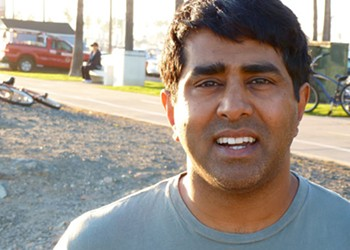 Trooper Stupor: Jay Chandrasekhar's tireless work ethic