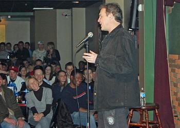 Norm Macdonald at the Funny Bone in Westport: A Two-Show Recap