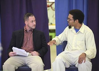 New Prison Performing Arts Workshop Helps Inmates Prepare for Life Beyond Bars