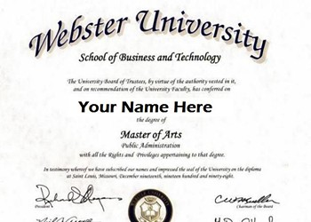 How Easy Is It to Get Into Webster University? Inmate Gets 23 Bogus Students Accepted Via Internet