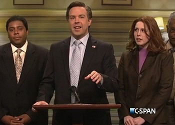 <i>Saturday Night Live</i> Lampoons East St. Louis, Mayor Alvin Parks