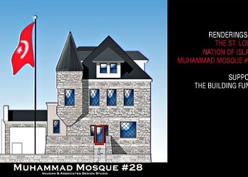 Louis Farrakhan's Nation of Islam To Build Mosque in St. Louis