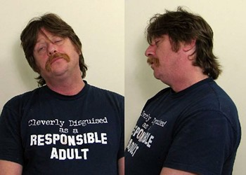 Argument Over Religion Results in Amazing Mug Shot for Timothy A. Neal