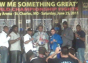 Don King in St. Louis: Tickets Still Available for Devon Alexander Fight