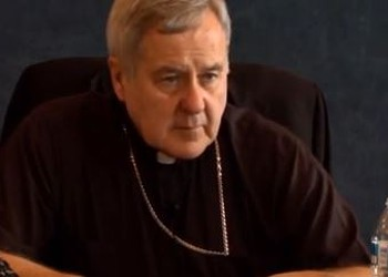 "Archbishop Carlson: My ""I Can't Remember"" Comments Were Just Taken Out of Context"