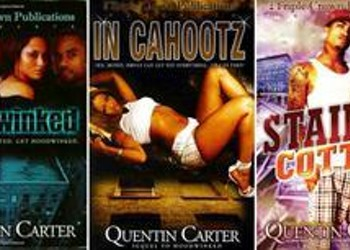 Kansas City Has Its Own Street-Lit Sensation, Quentin Carter, Who Just Got Out of Prison