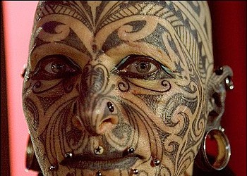 New Study: Heavily-Tattooed People Are More Prone to Deviant Behavior