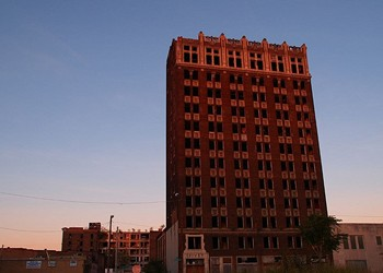 The Spivey Building: East St. Louis' First and Only Skyscraper
