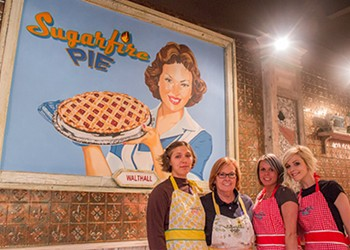 Sugarfire Pie's Brand New Shop: A Sweet Slice of the Fifties in Olivette