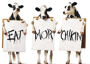 Are You in the Moooooood for Chick-fil-A?
