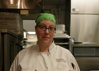 Chef's Choice: Wapango's Mary Harden