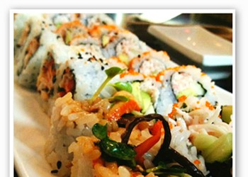 Happy Hour at Café Mochi: Just Roll With It