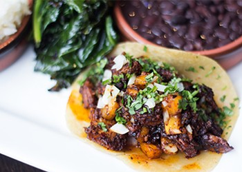A Look Inside Lucha's New Mexican Soul Food Restaurant in Midtown
