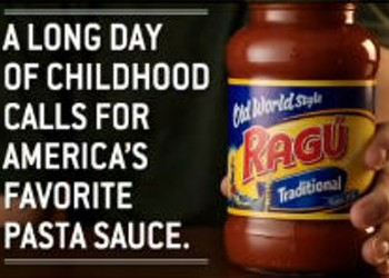 "Gut Check Proposes Five ""Sexy"" Slogans For Ragu's New ""Funny"" Commercial [NSFW]"