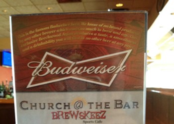 """""""Church at the Bar"""" Combines Booze and Good News in O'Fallon"""