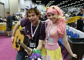 The Musical Side of <i>My Little Pony</i>: Meet the Shake Ups in Ponyville