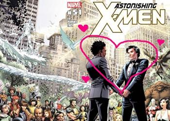 Get Your Dance On at Marvel Comics' Big Fat Gay Wedding Reception