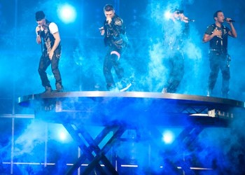 NKOTBSB at the Scottrade Center, 7/19/2011: Review, Photos and Setlist