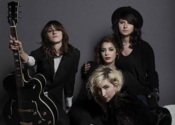 Warpaint's Stella Mozgawa Talks Gaga, Van Smells, Hip-Hop and the Band's New Album