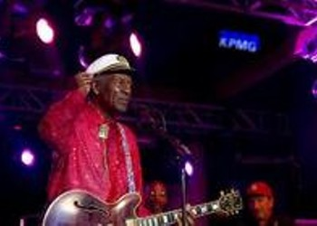 """Chuck Berry's Only Number One Hit - """"My Ding-a-Ling"""" - Was Recorded 40 Years Ago Today"""