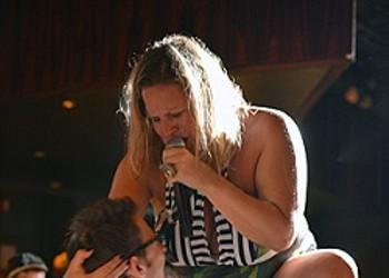 Bridget Everett Is a Face-Sitting, Dildo-Wielding, Alt-Cabaret Provocateur