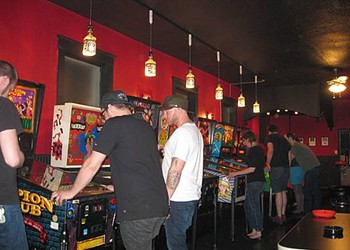 Nightclubbing: South City Pinball, Punk and PBR Emporium The Silver Ballroom