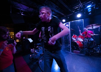 Mission of Burma at The Firebird, 4/4/12: Review, Photos and Setlist