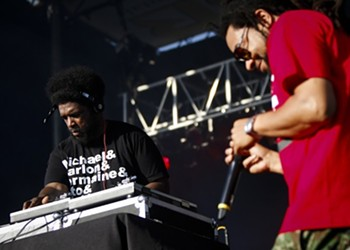 DJ Questlove at LouFest: Review