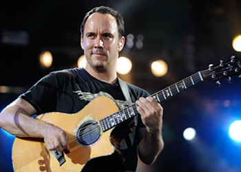 Dave Matthews Band at the Verizon Wireless Amphitheater, 7/11/12: Review and Setlist