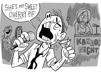 Everyone Has the Flu: Will Karaoke Give Me a Disease?