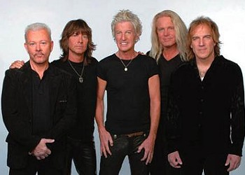 "Kevin Cronin of REO Speedwagon: ""My 'do was more of a 'mull-fro'...equal parts mullet and Afro"""