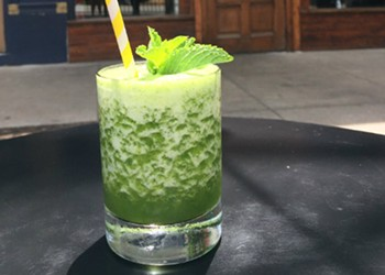 Cocktail Menu Sneak Peek: Tiki Takeover at Taste by Niche