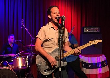 The Ike Reilly Assassination Rocked Kids and Parents Alike at Off Broadway: Review, Photos and Setlist