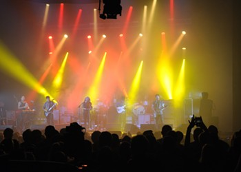 Expanded Modest Mouse Lineup Still the Isaac Brock Show: Review, Photos and Setlist