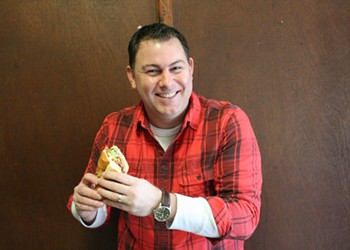 Justin Bruegenhemke Is Officially King of the (Sandwich) Hill