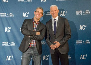 Andy Cohen Can't Wait to Bring Anderson Cooper to St. Louis