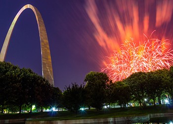St. Louis Ranks Sixth in Best Cities to Celebrate Independence Day
