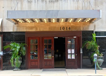 New Downtown Apartments, Gallery 1014, Inhabit a Century-Old Hotel