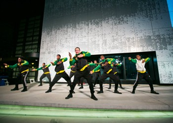 Documentary on North County Step Team Gentlemen of Vision Premieres Tonight